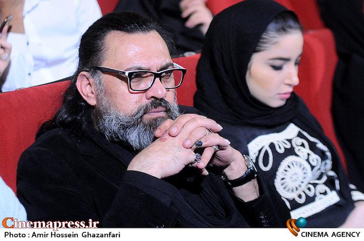 رضا ایرانمنش در افتتاحیه چهاردهمین جشنواره فیلم مقاومت