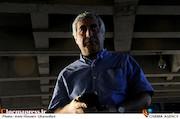 ابراهیم حاتمی کیا در اولین روز چهاردهمین جشنواره بینالمللی فیلم مقاومت