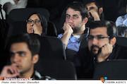 یوسف حاتمی کیا در اولین روز چهاردهمین جشنواره بینالمللی فیلم مقاومت