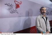 محمد احسانی در اولین روز چهاردهمین جشنواره بینالمللی فیلم مقاومت