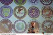دکتر حسن عباسی در اولین روز چهاردهمین جشنواره بینالمللی فیلم مقاومت