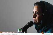 مریلا زارعی در دومین روز چهاردهمین جشنواره بینالمللی فیلم مقاومت