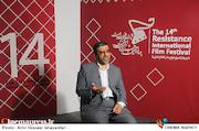 عزت الله ضرغامی در دومین روز چهاردهمین جشنواره بینالمللی فیلم مقاومت
