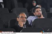 محسن علی اکبری در سومین روز چهاردهمین جشنواره بینالمللی فیلم مقاومت