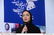 بهاره کیان افشار در سومین روز چهاردهمین جشنواره بینالمللی فیلم مقاومت