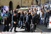 مراسم تشییع جنازه سعید کشن فلاح