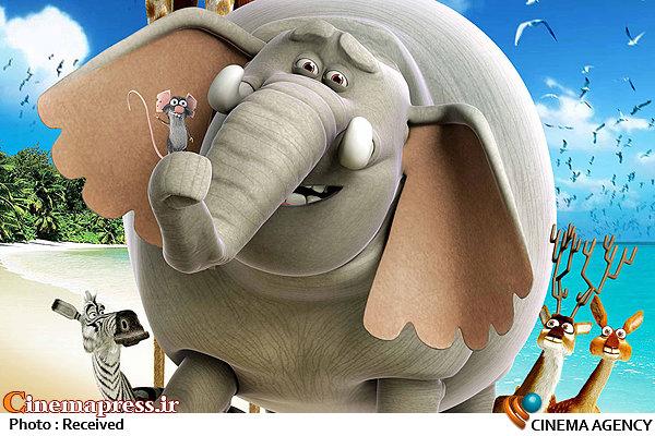کاراکترهای انیمیشن سینمایی «فیلشاه» رونمایی شدند