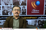 اسماعیل عفیفه در بیست و دومین نمایشگاه مطبوعات