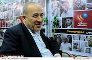 محمود صلاحی در بیست و دومین نمایشگاه مطبوعات