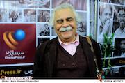 احمدرضا اسعدی در بیست و دومین نمایشگاه مطبوعات
