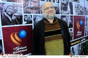 حسین نمازی در بیست و دومین نمایشگاه مطبوعات