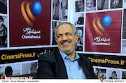 احمد مسجدجامعی در بیست و دومین نمایشگاه مطبوعات