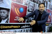 مجید قناد در بیست و دومین نمایشگاه مطبوعات