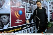 شهنام شهابی در بیست و دومین نمایشگاه مطبوعات
