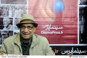 حسین محب اهری در بیست و دومین نمایشگاه مطبوعات
