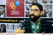 هادی محمدیان در بیست و دومین نمایشگاه مطبوعات
