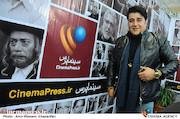 مهدی یغمایی در بیست و دومین نمایشگاه مطبوعات