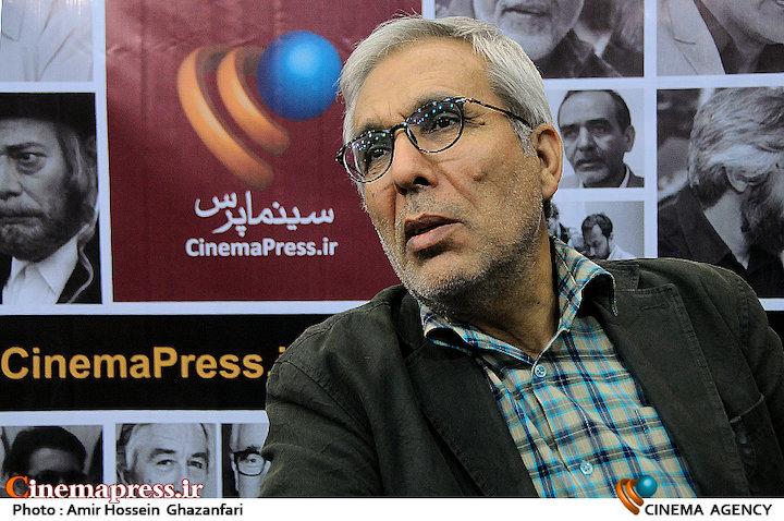 شفیع آقامحمدیان در بیست و دومین نمایشگاه مطبوعات