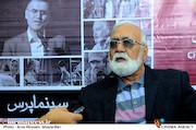 غلامرضا موسوی در بیست و دومین نمایشگاه مطبوعات