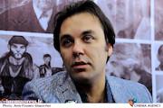 امیر فردقادری در بیست و دومین نمایشگاه مطبوعات