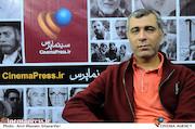 اصغر نعیمی در بیست و دومین نمایشگاه مطبوعات