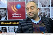 محمد جعفرپور در بیست و دومین نمایشگاه مطبوعات