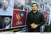 امیرمحمد زند در بیست و دومین نمایشگاه مطبوعات