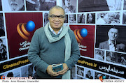 مسعود فروتن در بیست و دومین نمایشگاه مطبوعات