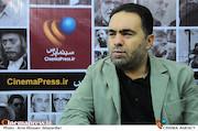 منصور غضنفری در بیست و دومین نمایشگاه مطبوعات