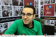 محسن استادعلی در بیست و دومین نمایشگاه مطبوعات
