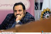 امیرحسین شفیعی در نشست خبری سومین سوگواره هنرهای نمایشی و آئینهای مذهبی «خمسه»