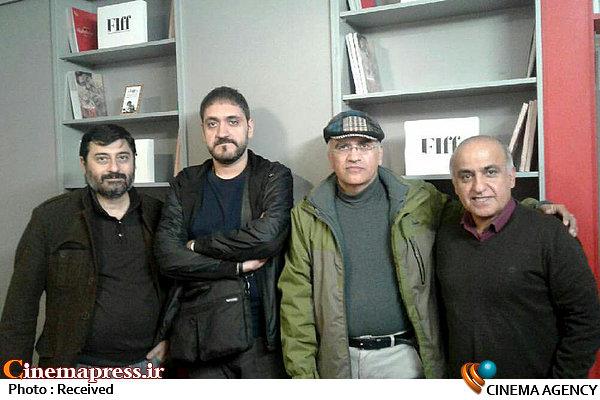 پرویز زاهد-کثیریان-اسلامی-آرزم