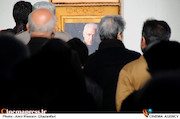 مراسم تشییع پیکر مرحوم«محمد زرین دست»