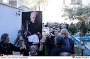 مراسم تشییع پیکر مرحوم «محمد زرین دست»