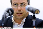 مصطفی ابطحی در نشست رسانهای چهارمین جشنواره فیلم «یاس»