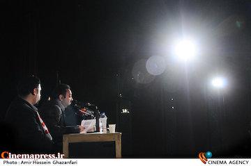 عکس/ نشست خبری نهمین جشنواره فیلم پروین اعتصامی