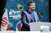 محمدمهدی طباطبایی نژاد در اختتامیه دهمین جشنواره سینماحقیقت