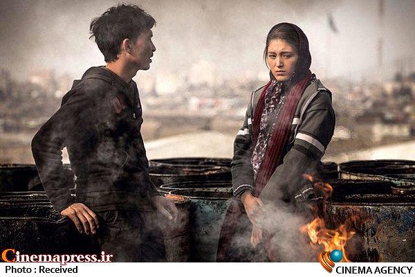 فرشته حسینی در فیلم سینمایی رفتن