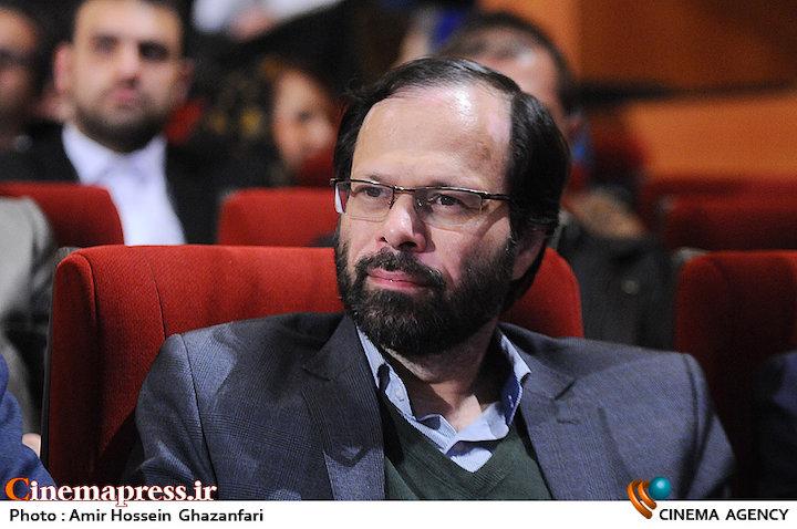 سیدسلیم غفوری در اختتامیه دهمین جشنواره سینماحقیقت