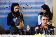 نشست خبری سی و دومین جشنواره موسیقی فجر