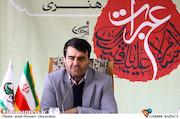 مجید آقابابایی در نشست خبری دومین سوگواره فرهنگی و هنری عبرات