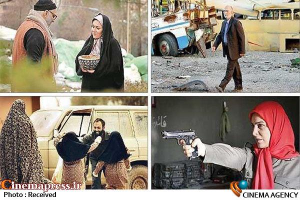 فیلم های دفاع مقدسی جشنواره فجر