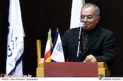 مسعود فروتن در همایش هم داستانی اهالی هنر و فرش