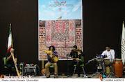 گروه لیان در همایش هم داستانی اهالی هنر و فرش