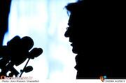 حمیدرضا نوربخش در نشست مطبوعاتی سی و دومین جشنواره موسیقی فجر