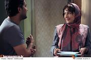 هانیه توسلی و حامد بهداد در فیلم سینمایی«هفت ماهگی»