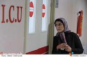 بهناز جعفری در فیلم سینمایی«هفت ماهگی»