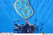 کنسرت رضا صادقی در سی و دومین جشنواره موسیقی فجر