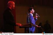 کنسرت محمد علیزاده در سی و دومین جشنواره موسیقی فجر