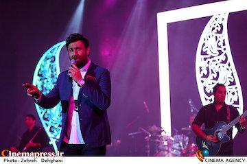 عکس/ کنسرت محمد علیزاده در سی و دومین جشنواره موسیقی فجر